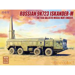 Russian 9K720 Iskander-M Tactical.