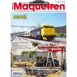 Revista Maquetren, nº 305.
