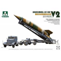 German V2 rocket.