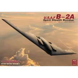 USAF B-2A Spirit Stealth bomber.