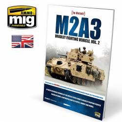 M2A3 Bradley fighting vehicle in Europe. Vol. 2