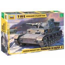 Panzerkampfwagen IV Ausf.E.