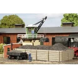 Coal bunker. AUHAGEN 11334
