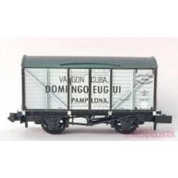 "Box van ""Domingo Eugui""."