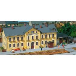 Klingenberg-Colmnitz Train Station.