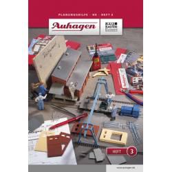 Catálogo planificación de edificios. AUHAGEN 80003