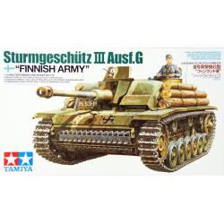 Sturmgeschütz III Ausf.G, Finnish army.