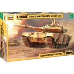 T-90 MS Russian main battle tank.