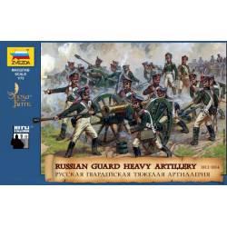 Russian guard heavy artillery.