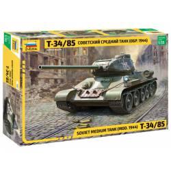 Soviet T-34/85.
