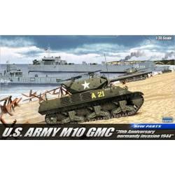Carro estadounidense M10 GMC.