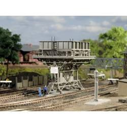 Large coal bunkering system. AUHAGEN 11416