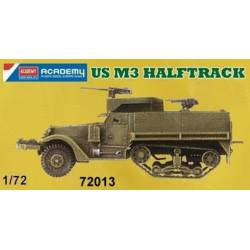 US M3 Halftrack.