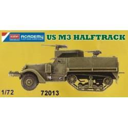 M3 Halftrack estadounidense.