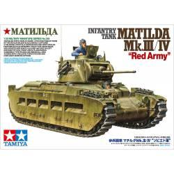 Infantry tank Matilda Mk.III/IV.