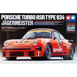 Porsche Turbo RSR Type 934.