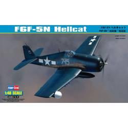 F6F-5N Hellcat.