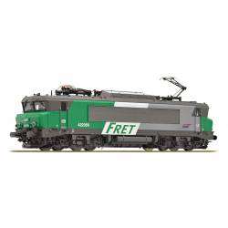 "Locomotora eléctrica BB 422369 ""FRET"", SNCF."
