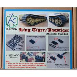 King Tiger / Jagdtiger Track.