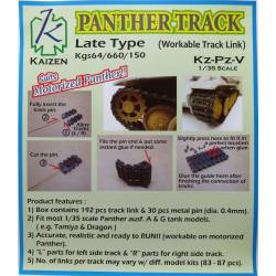 Panther (Late) Track.