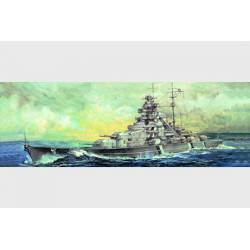 Acorazado alemán Bismarck.