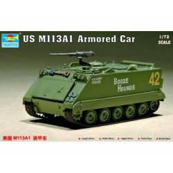 Blindado estadounidense M113A1.
