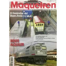 Revista Maquetren, nº 306.