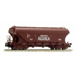 "Silo wagon ""Cerveza Águila"", RENFE."