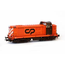 Locomotora diésel CP 1456. Años 80-90.
