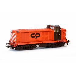 Locomotora diésel CP 1463. Años 90-00.