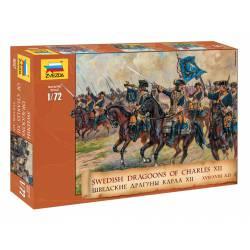 Dragones suecos de Carlos XII.