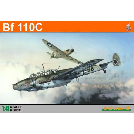 Messerschmitt Bf 110C.