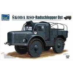 Skoda RSO-Radschlepper Ost.