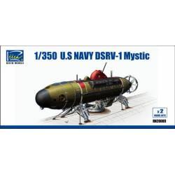 U.S.Navy - DSRV-1 Mystic.