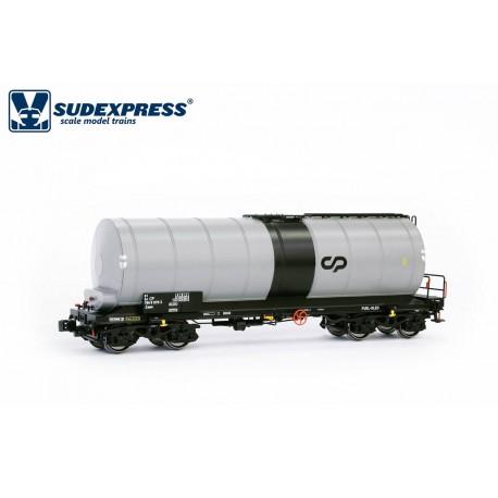 Cisterna tipo Zaes CP, fueloil.