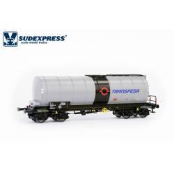 Tank wagon Zaes TRANSFESA, methanol.