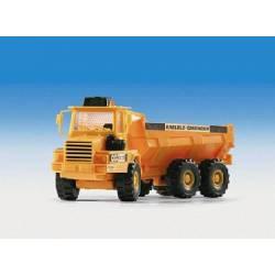 Camión de obra. KIBRI 14022