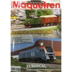 Revista Maquetren, nº 307.