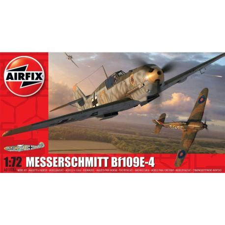 Messerschmitt Bf109E-4.