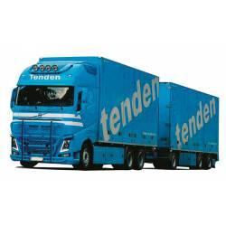 """Volvo XL-KHZ """"Tenden""""."""