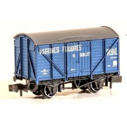 "Wagon ""Vagones foudres H. Guillot."""