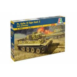 Pz. Kpfw. VI Tiger Ausf. E.