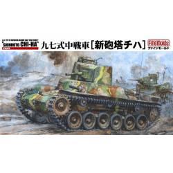 IJA Type97 Improved Medium Tank ''Shinhoto Chi-Ha''