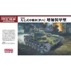 IJA Type97 Improved Medium Tank ''Chi-Ha''