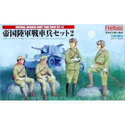 Imperial japanse army tank crew set.