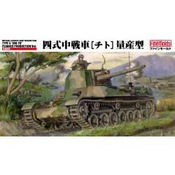 IJA Medium Tank Type 4 ''Chi-To''.