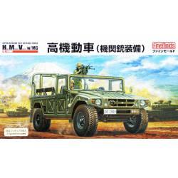 JGSDF High Mobility Vehicle w/MG.