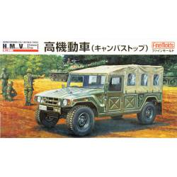 JGSDF High Mobility Vehicle w/Canvas Top.
