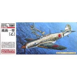 IJA Kawasaki Type 3 Fighter Ki-61-I Otsu ''Tony''.
