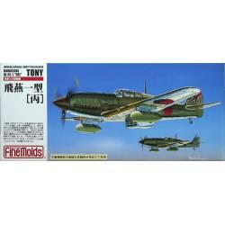 IJA Kawasaki Type 3 Fighter Ki-61-I Hei ''Tony''.